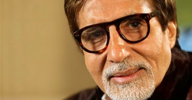 Amitabh Bachchan height