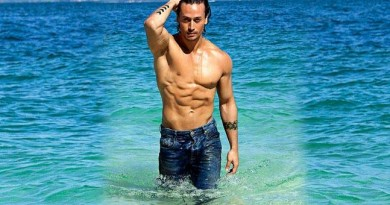 Tiger Shroff Height