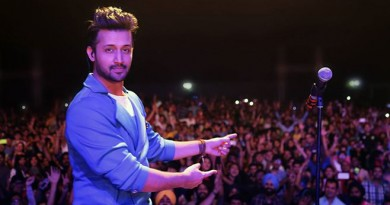 Atif Aslam Height