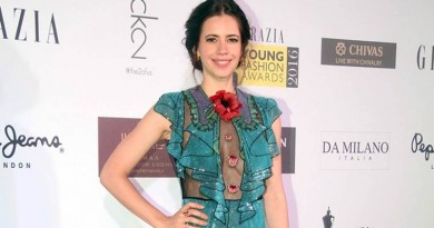 Kalki Koechlin Height