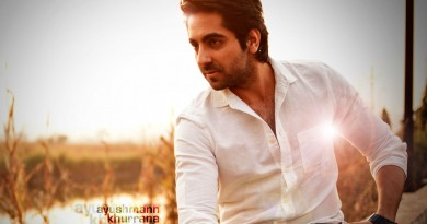 Ayushmann Khurrana Height
