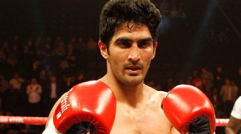 Vijender Singh Height