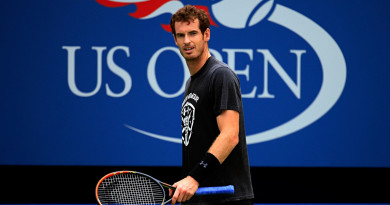 Andy Murray Height
