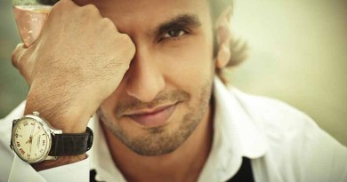 Ranveer Singh Height