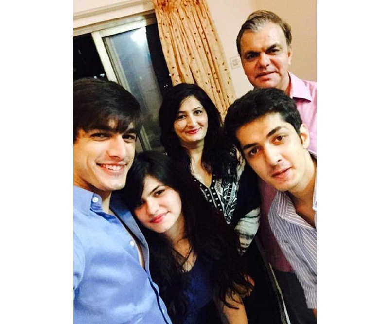 Mohsin Khan Height
