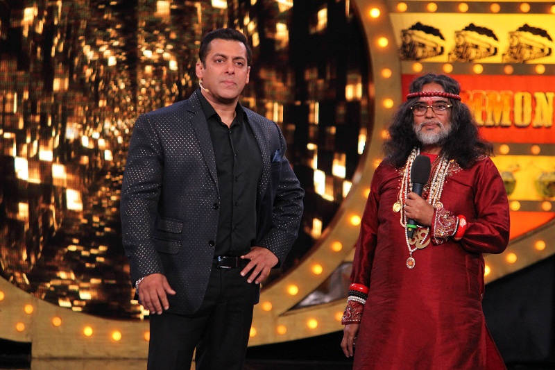 Swami Omji (Bigg Boss) Height
