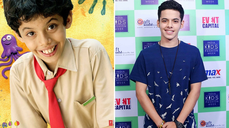 Darsheel Safary Height