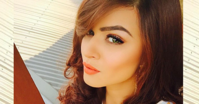 Aashka Goradia Height