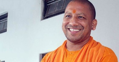 Yogi Adityanath Height