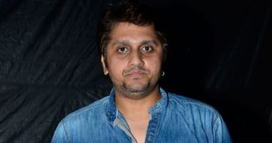 Mohit Suri Height